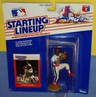1988 DONNIE MOORE California Angels Rookie * FREE s/h * sole Starting Lineup RIP