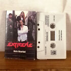 Extreme Hole Hearted HAIR METAL Single Tape Cassette 1990 A&M