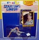 1990 PAUL MOLITOR Milwaukee Brewers * FREE s/h * Starting Lineup + 1978 card