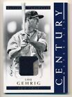 Lou Gehrig Cards, Rookie Cards, and Memorabilia Guide 76