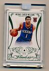 Michael Carter-Williams Rookie Card Checklist and Guide 37