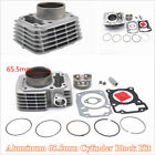 Motorcycle 65.5mm Cylinder Kit For Honda XR150 CBF150 200cc Direct Replacement