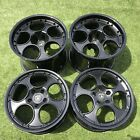 18 Lamborghini Murcielago Rims Wheels OEM Genuine Set Black Rare 19 20
