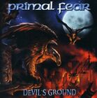 PRIMAL FEAR DEVIL'S GROUND 14tracks Album Music CDs Japan USED