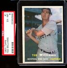 Extremely Rare NM-MT PSA Graded 1957 Topps Baseball Card Set Hits eBay; One of the Highest Graded '57 Sets Ever Assembled 28