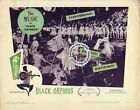 OSCAR Golden Globe  Cannes winner Lobby Card 3 BLACK ORPHEUS 1959 OriginalEX