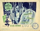 OSCAR Golden Globe  Cannes winner Lobby Card 1 BLACK ORPHEUS 1959 OriginalEX