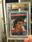 DALE HAWERCHUK 1982 83 OPC Rookie card BGS 10