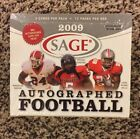 2009 Sage Hit Low Series Football Checklist 9