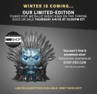METALLIC NIGHT KING ON THRONE Funko Pop Game Of Thrones HBO Exclusive CONFIRMED