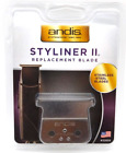 Sealed. Andis Styliner II Replacement Blade Set #32859 D1,D2 SLLI