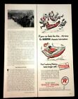 Life Magazine Ad TEXACO DEALERS 1954 Ad