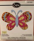Sizzix Die Large Butterfly Layers 657992 Scrapbook Crafts Embellish Ellison NEW