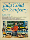 JULIA CHILD  COMPANY SIGNED AUTOGRAPHED BY BOTH Julia and Paul Child