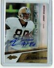 Jimmy Graham 2010 Panini Absolute Spectrum Auto Autograph Card