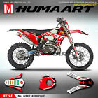 GAS GAS XC EC 200 250 300 Enduro GP Personalized Sticker Kit Graphics 2018 2019