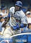 Yasiel Puig Signs Autograph Deal with Panini, Slated to Appear at 2013 National 18