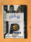 2010-11 Playoff Contenders Rookie Ticket Patch Auto Paul George RC Autograph