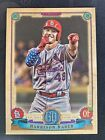 2019 Topps Gypsy Queen Baseball Variations Guide 170