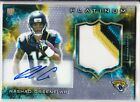 2015 Topps Platinum Football Cards - Review Added 22