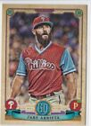 2019 Topps Gypsy Queen Baseball Variations Guide 127