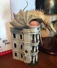 HARRY POTTER Gringotts Wizarding Bank 2017 Hallmark Ornament  Dragon