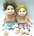 TY Beanie Kid 1994 & 1996 BOOMER & TUMBLES 10 inch MWMTs Stuffed Animal Toy MINT