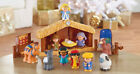 Fisher Price Little People Childrens Nativity Set 11 Figures Ages 1 5 Brand New