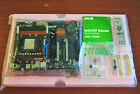 Asus M4A79T Deluxe Motherboard I O Shield + Accessories  Guide No CPU No RAM