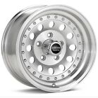 4 15 inch AR62 15x10 LIFTED Jeep Wrangler 1987 2006 YJ TJ RIMS 5x45