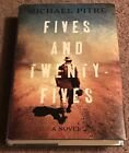 SIGNED Fives And Twenty Fives by Michael Pitre Autographed Book RARE