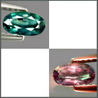 0539Ct CERTIFIED World Class Gem Green 2 Purple Color Change ALEXANDRITE AX53
