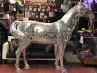 Mirrored Mosaic Horse Life size