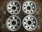 99 2004 FORD F250 F350 EXCURSION 16 WHEELS STOCK OEM 8 ROUND HOLES 2C34 1007 AB