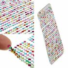3mm Self Adhesive Art Emulation Diamond Decal Stickers Rhinestone Crystal Bling