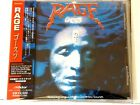 RAGE - Ghosts (Gun Records 1999 JAPAN CD +1 with OBI, Victor VICP-60784)