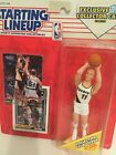 1993 Starting lineup Detlef Schrempf Indiana Pacers Topps Card figure toy NBA