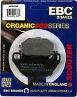 Kymco 05-10 People S 50 125 200 Front SFA Organic Scooter Brake Pads EBC SFA305
