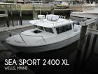 2004 Sea Sport 2400 XL 2015 twin Yamahas low hours Used