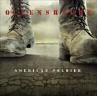 QUEENSRYCHE AMERICAN SOLDIER 12tracks Album Music CDs Japan USED