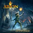 ARION LIFE IS NOT BEAUTIFUL 10tracks Japan Bonus Track CD/OBI NEW