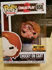 Funko Pop! Chucky on Cart Child's Play 2 Hot Topic Exclusive
