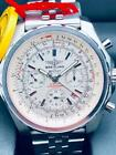 Estate ~ Breitling Bentley Motors Special Edition SS Chronograph w/ Box A25363