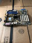 ASUS P4C800 E DELUXE SOCKET 478 MOTHERBOARD W CPU