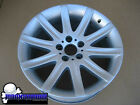 02 08 BMW 19 7 SERIES 745 750 760 OEM FACTORY SILVER FRONT WHEEL RIM 19x9 5x120