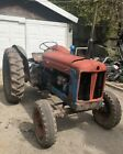 fordson power major tractor Live drive Restoration Project