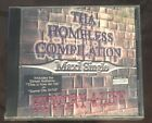 Homeless Compilation Hungry-4-Life CD 2001 gangsta rap detroit michigan gangster