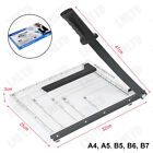Heavy Duty Guillotine Photo Paper Cutter Precision Trimmer Metal Base A4 To B7 A