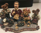 Boyds Bears 5th Anniversary WORK IS LOVE MADE VISIBLE Limited Edition 1998