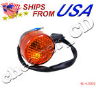 Rear Turn Signal Light Moped Scooter GY6 50cc 150cc 12V 2 Pin Motorcycle Chinese